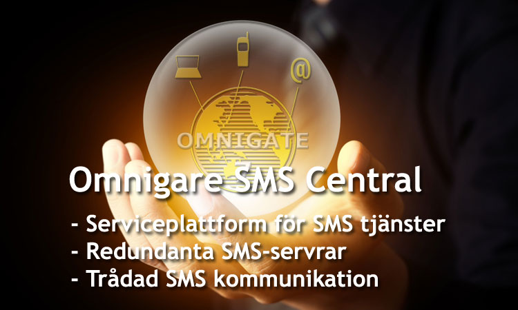 Omnigate SMS Central